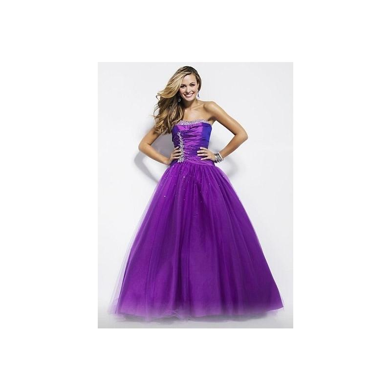 Wedding - Dreamz by Riva Designs Prom Dress D405 - Brand Prom Dresses