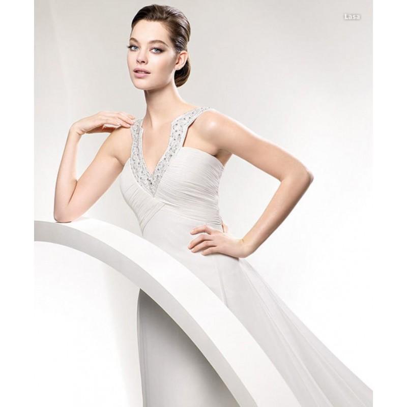 Wedding - La Sposa Lasa Bridal Gown (2010) (LS10_LasaBG) - Crazy Sale Formal Dresses
