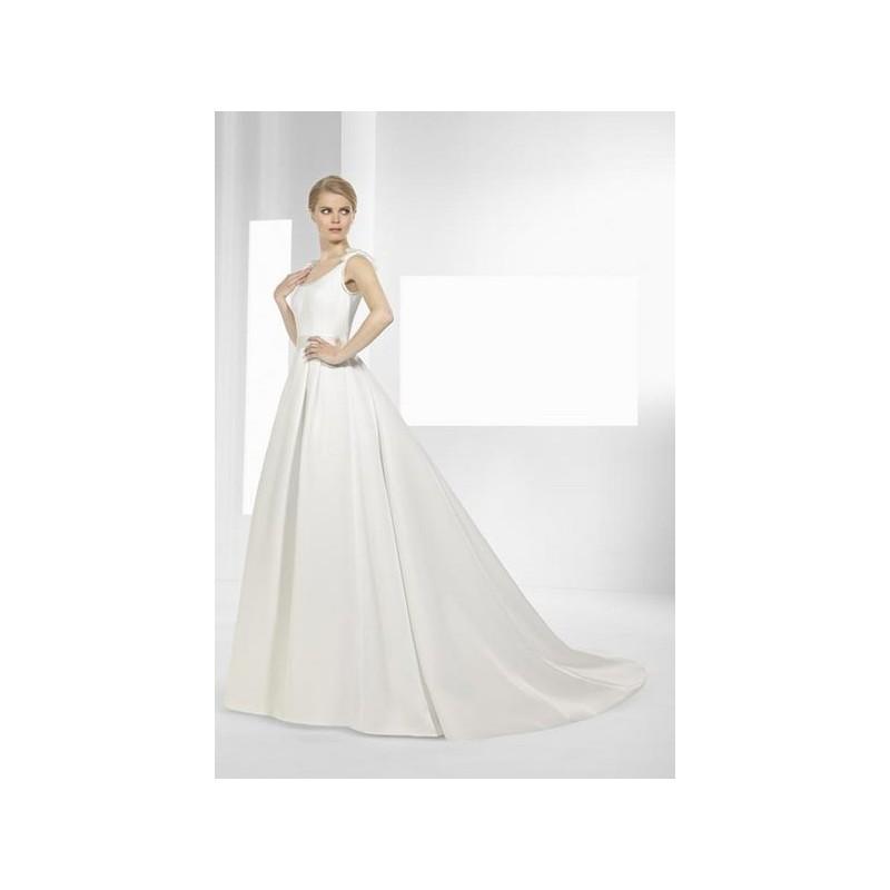 زفاف - Vestido de novia de Patricia Avendaño Modelo 2586 - 2015 Princesa Tirantes Vestido - Tienda nupcial con estilo del cordón