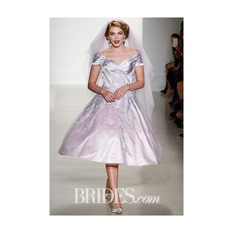 Matthew Christopher - Fall 2017 - Stunning Cheap Wedding Dresses ...