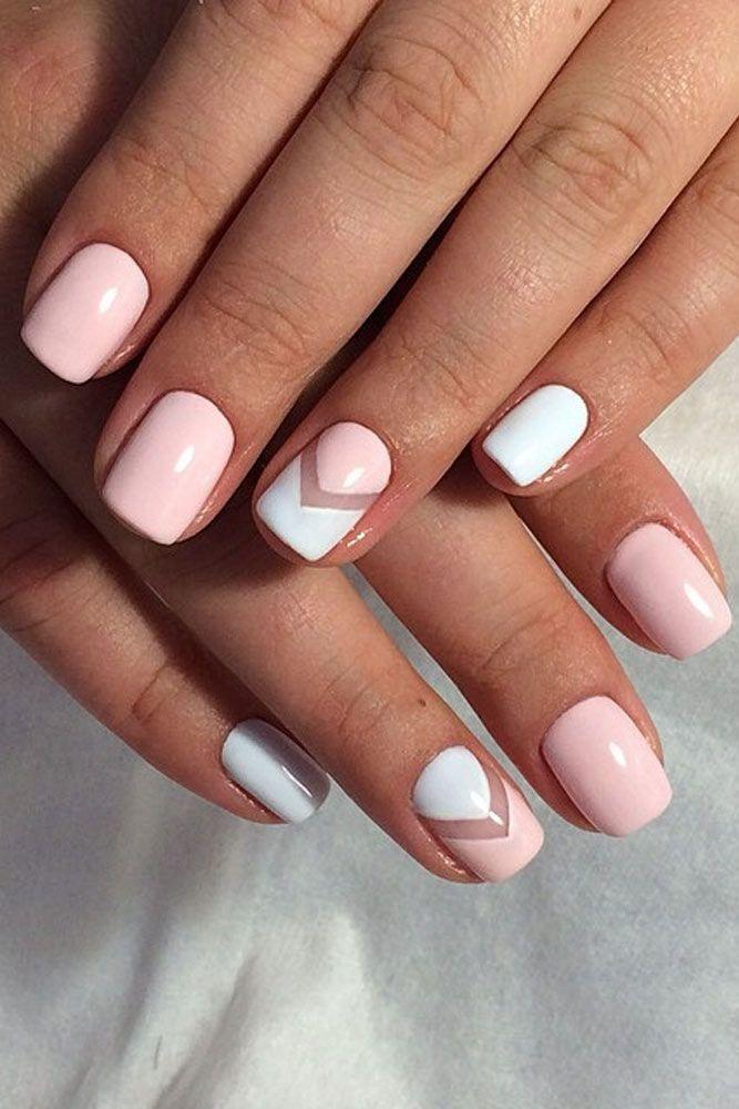 زفاف - 51 Fresh Summer Nail Designs For 2017