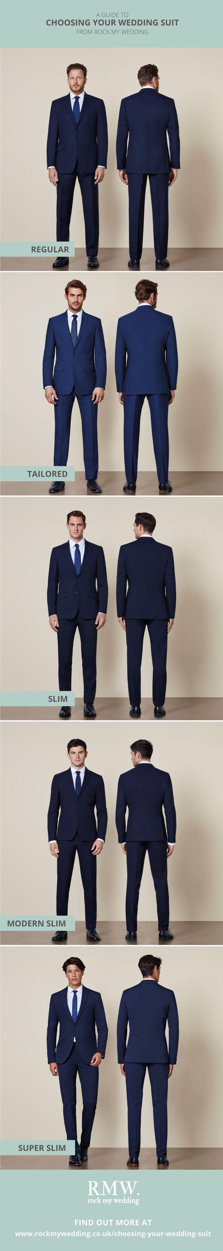 Свадьба - Choosing Your Wedding Suit