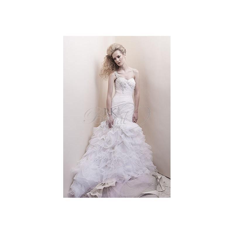 Свадьба - Alfred Sung Bridal Spring 2013 - Style 6909 - Elegant Wedding Dresses