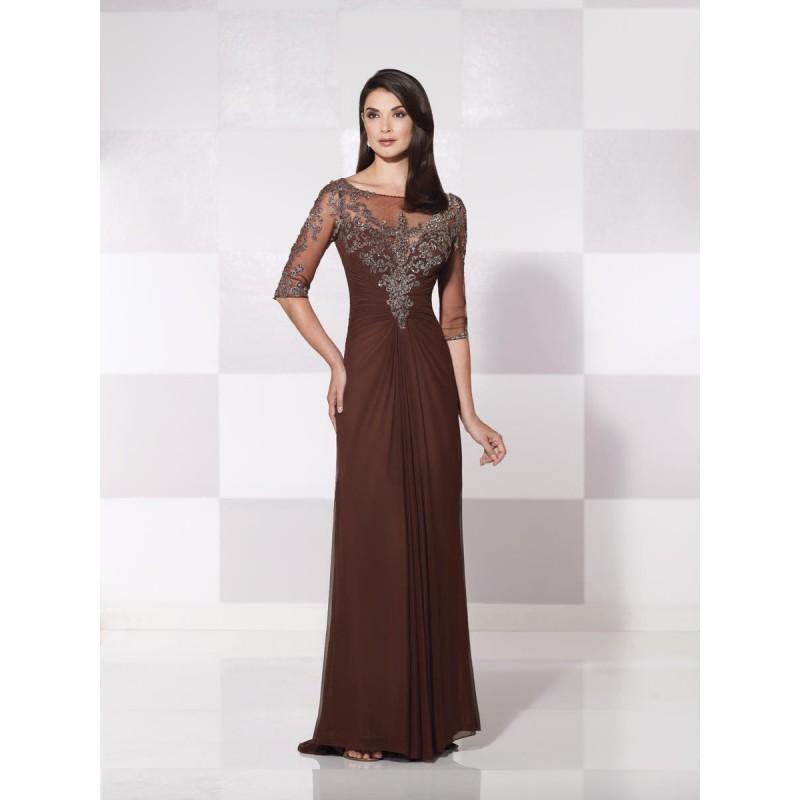 زفاف - Cocoa Cameron Blake 115607 - Brand Wedding Store Online