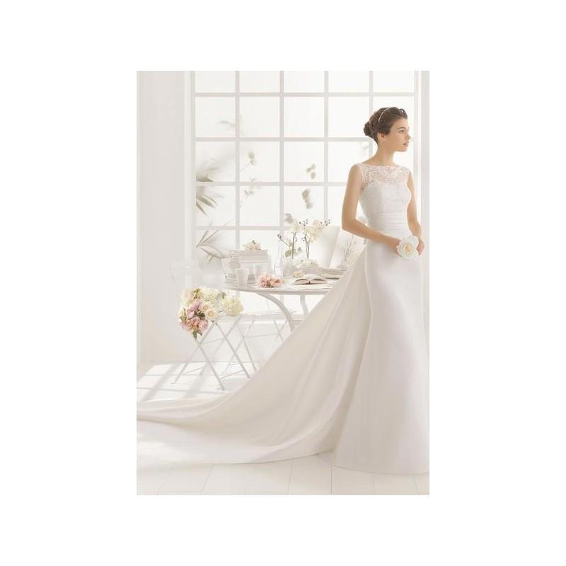 Wedding - Vestido de novia de Aire Barcelona Modelo Memory - 2016 Sirena Otros Vestido - Tienda nupcial con estilo del cordón