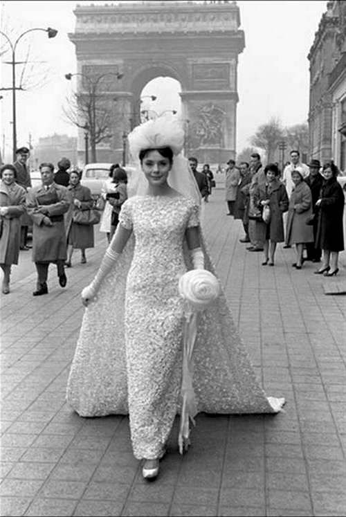 Paris France Wedding Dresses