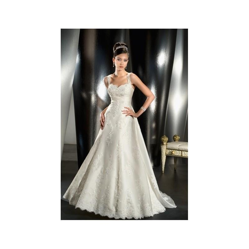 Hochzeit - Demetrios Bride - Style 9717 - Junoesque Wedding Dresses