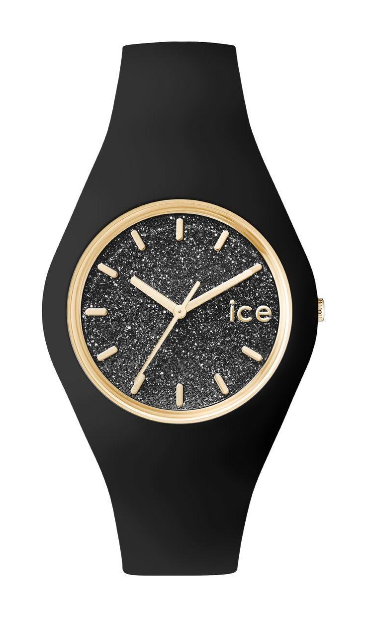 Hochzeit - ICE Glitter Black - Unisex ICE.GT.BBK.U.S.15