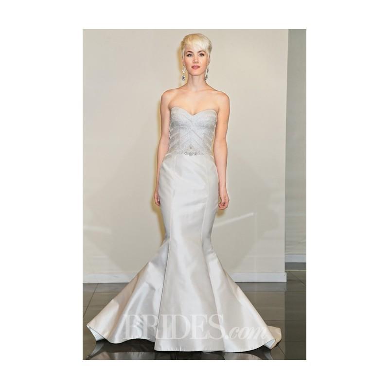 Wedding - Victor Harper - Spring 2015 - Stunning Cheap Wedding Dresses