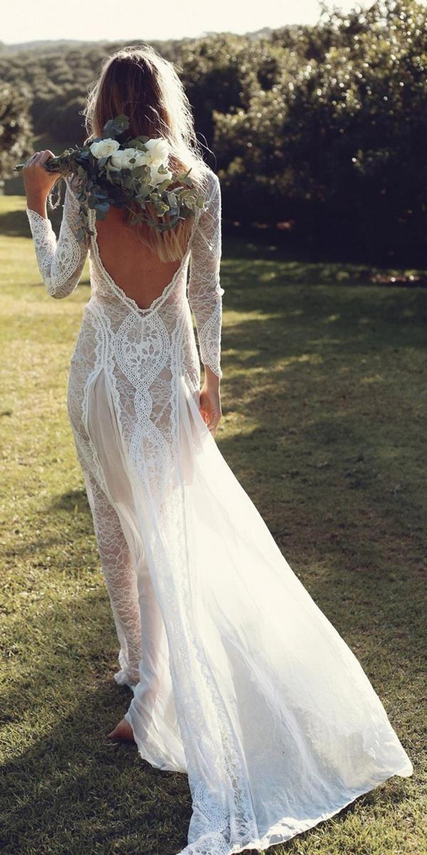 Düğün - Bohemian Lace Wedding Dresses From Grace Loves Lace
