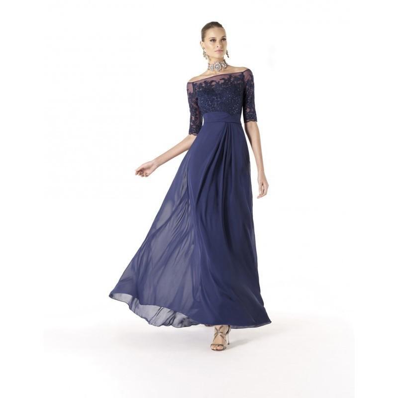 Hochzeit - Pronovias Coctail Dresses - Style Ranzinne - Junoesque Wedding Dresses