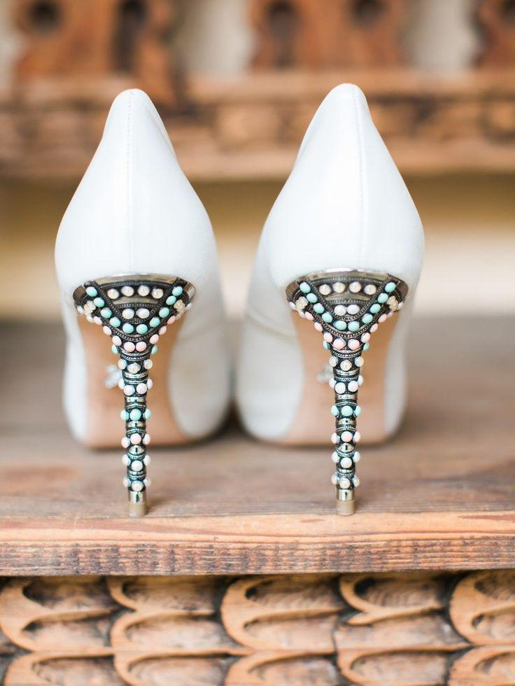 3a7e71d3b2a9 These 30 Real Brides Wore The Coolest Shoes  2726073 - Weddbook