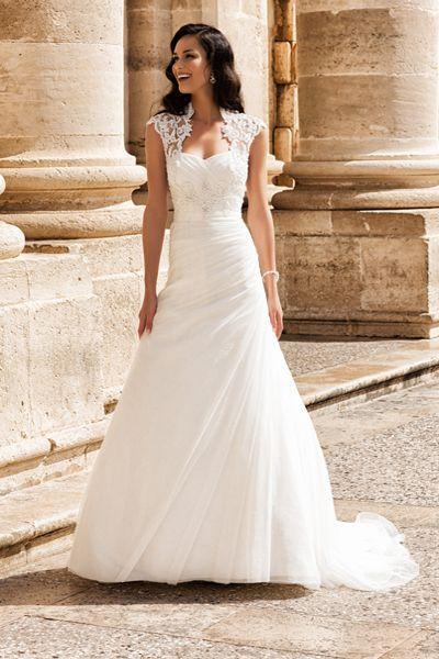 Trouwjurk Romantisch.Dress Romantische Trouwjurken En Bruidsjurken 2726104 Weddbook