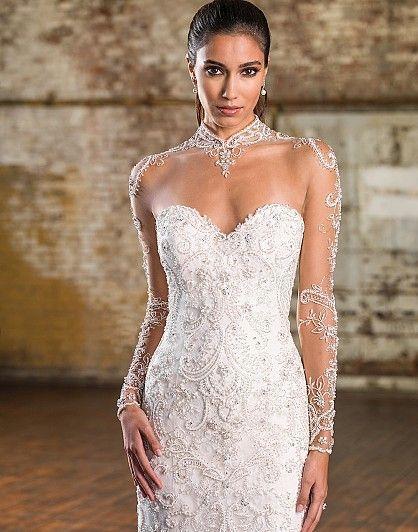 زفاف - Justin Alexander Signature Wedding Dresses Style 9832