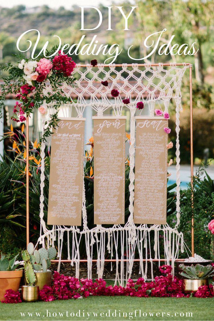 Wedding - Dreamy DIY Wedding Ideas