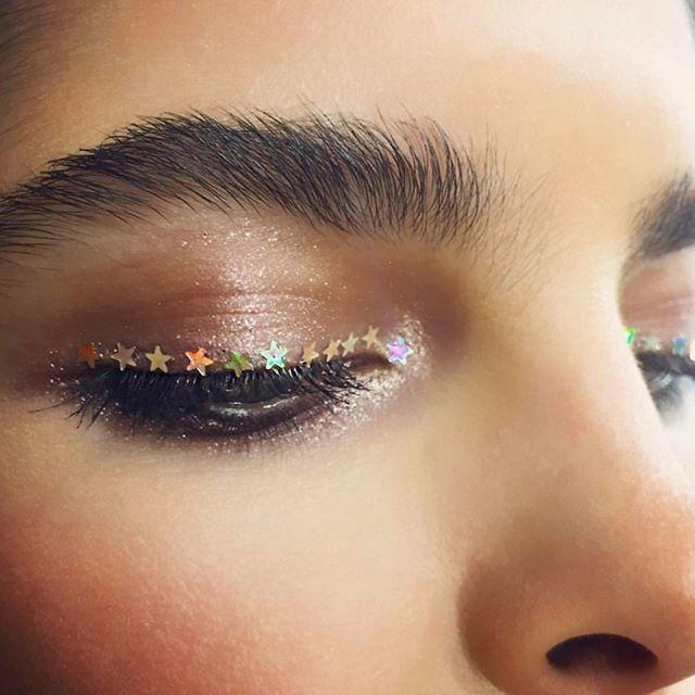 Свадьба - Starry Eyeliner