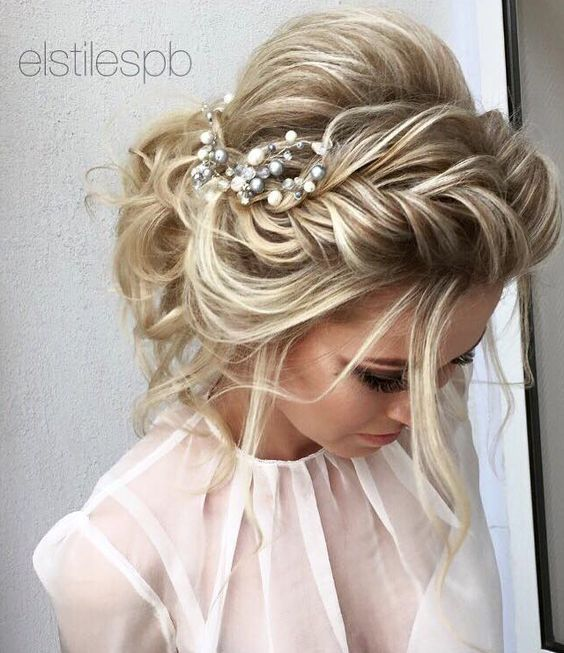 Hair Wedding Hairstyle Inspiration Weddbook