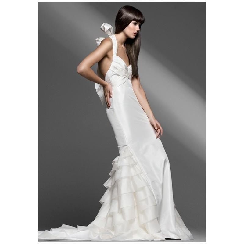 Wedding - Jane White Lindsey - Charming Custom-made Dresses
