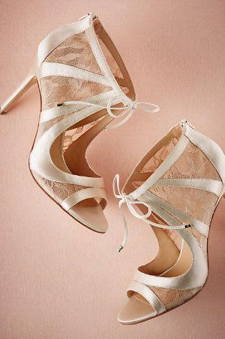 Wedding - Pinina Booties