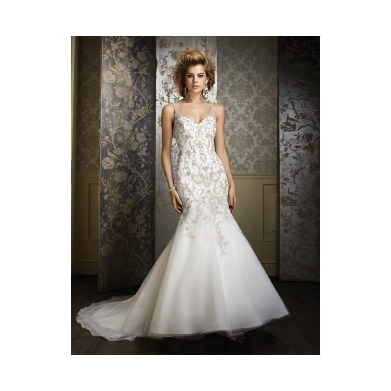 Свадьба - Alfred Angelo Spring 2014 (883) - Stunning Cheap Wedding Dresses