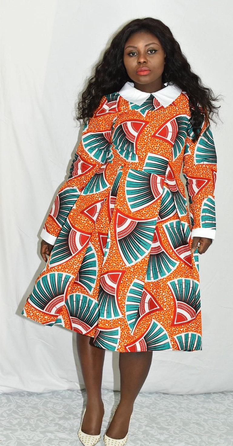 K U B U African Wear Women S Clothing Ankara Dress Elegant Dress