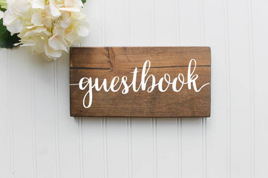 زفاف - Guestbook Sign