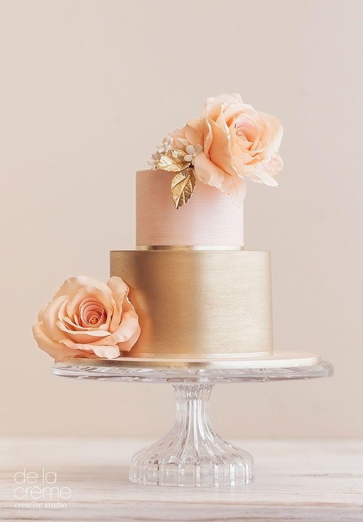 زفاف - Latest Wedding Cakes By De La Crème Creative Studio