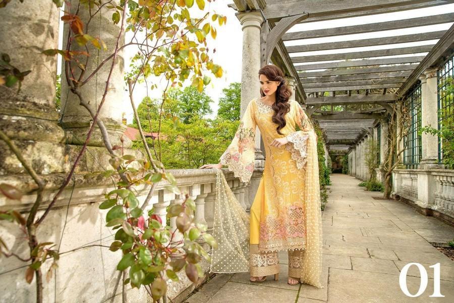 Mariage - Sobia Nazir Eid Collection original chiffon collection, women clothing, pakistani, indian, bengali clothes