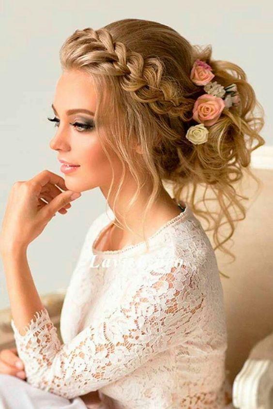Wedding - Escolher O Penteado Certo Para O Casamento