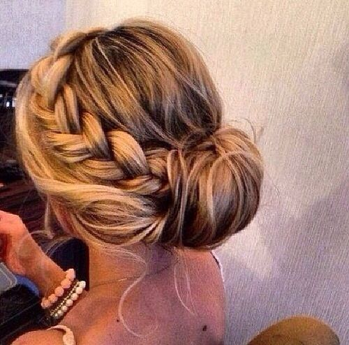 Wedding - 30 Pretty Braided Hairstyles For All Occasions