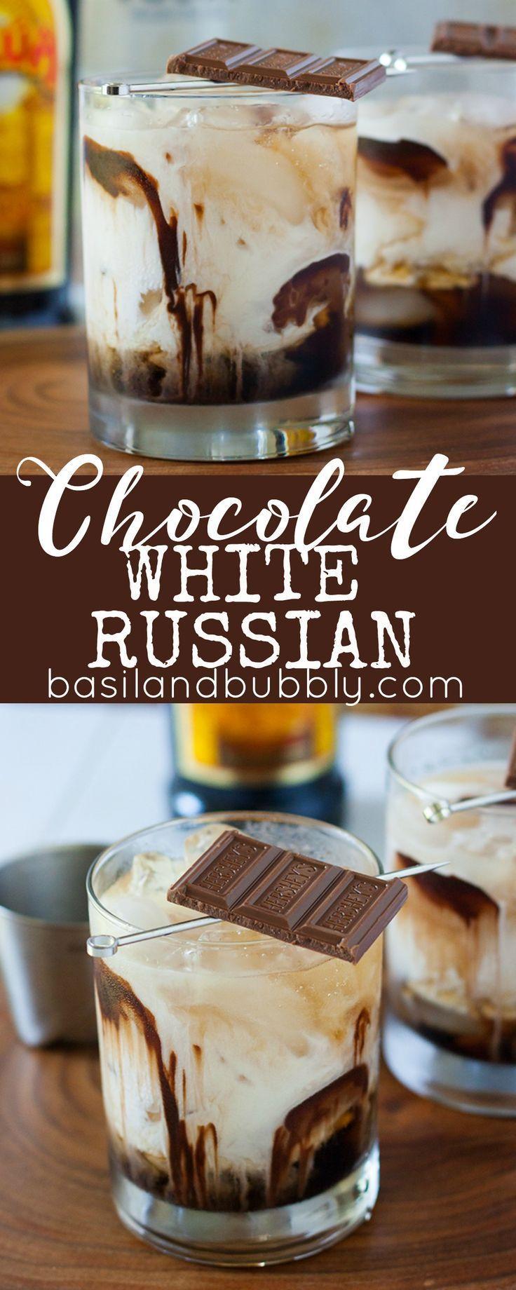 Wedding - Chocolate White Russian