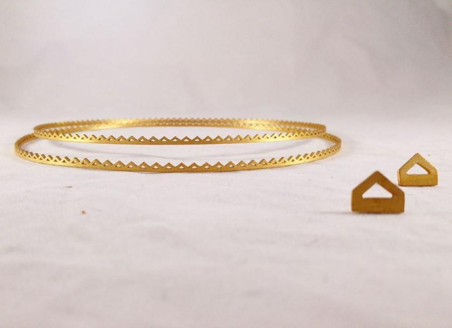 Mariage - Skinny Stefana/ Greek Crowns / Orthodox Greek Wedding Crowns / Στεφανα Γαμου / Greek Tiaras / Wedding Tiaras / Ultra Thin / The Other Half