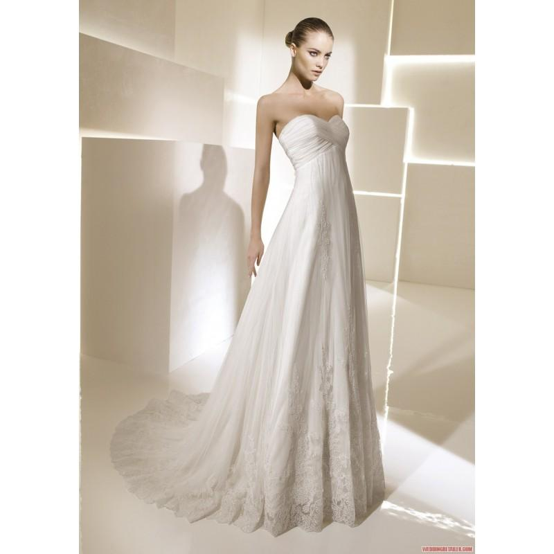 Wedding - La Sposa By Pronovias - Style Sagitario - Junoesque Wedding Dresses