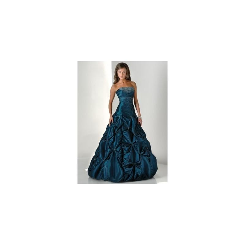 Wedding - P1101 Ball Gown - Charming Wedding Party Dresses