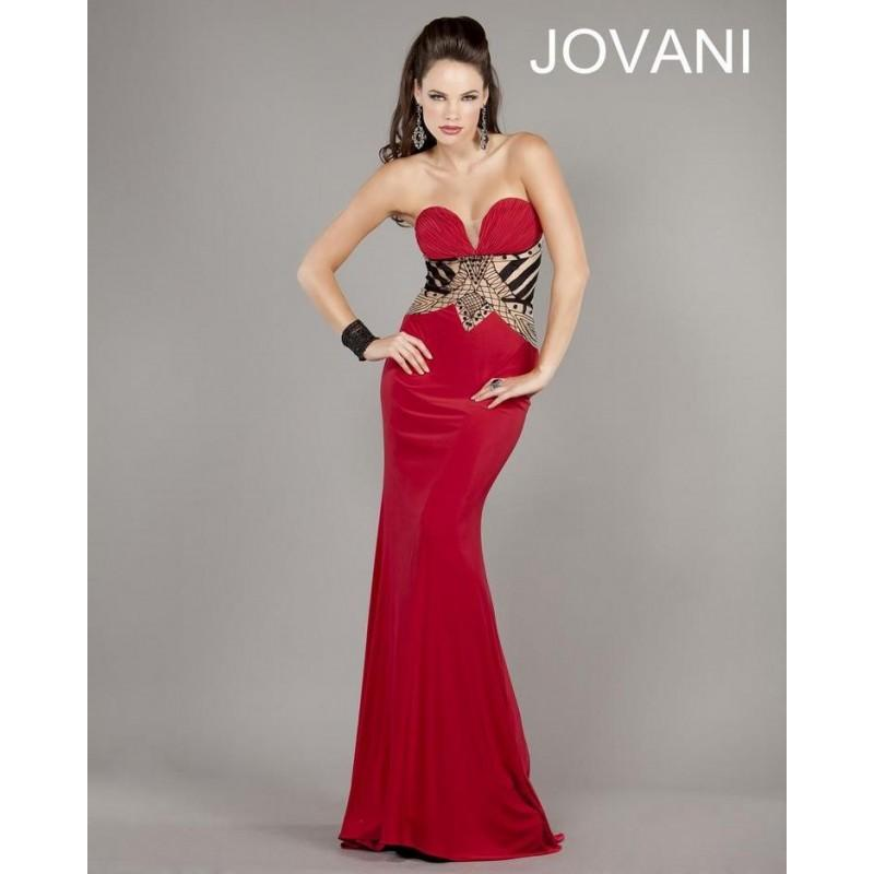 Mariage - 9802 Jovani Prom - HyperDress.com
