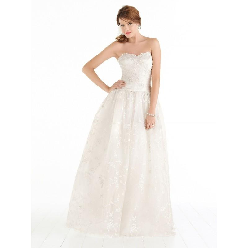 زفاف - After Six Wedding Dress 1040 - Charming Wedding Party Dresses