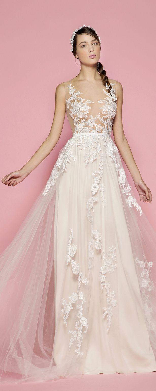 8832a1be877 Georges Hobeika Bridal 2018 Wedding Dresses  2727622 - Weddbook
