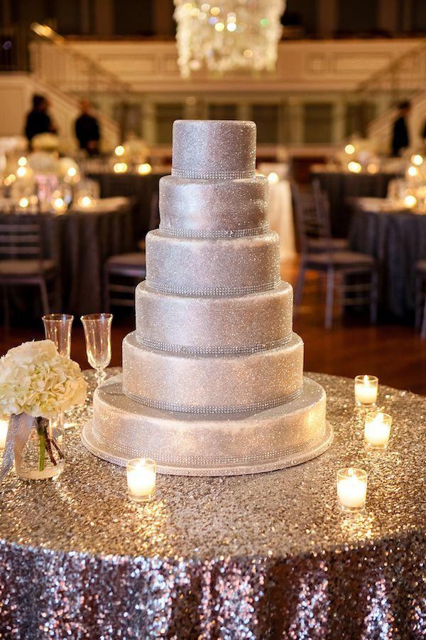 Wedding - Modern Glamorous Wedding In Nashville