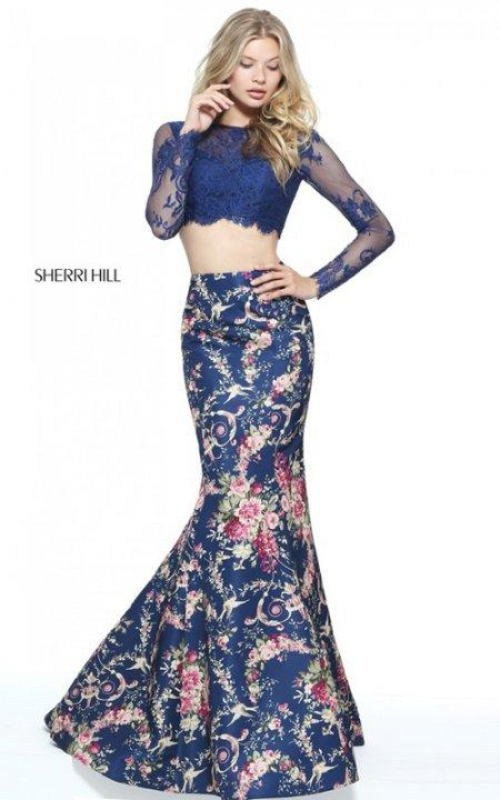 Mariage - Black Sherri Hill 50503 Short A Line Homecoming Dress : HomecomingDressy