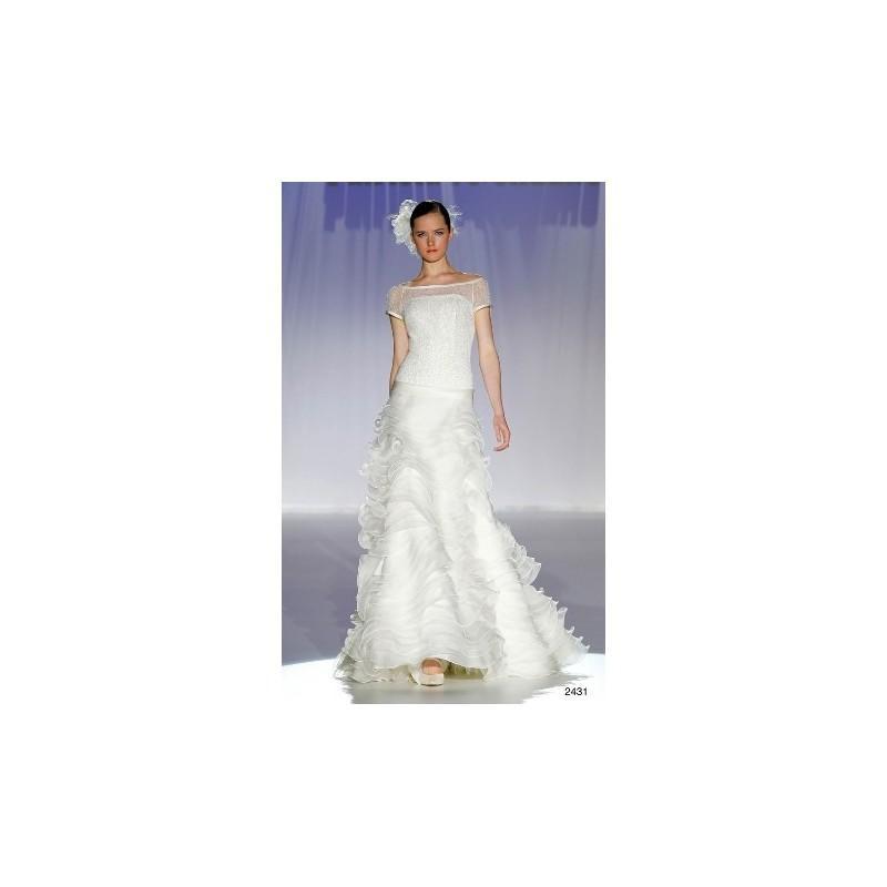 Свадьба - 2431 (Patricia Avendaño) - Vestidos de novia 2017