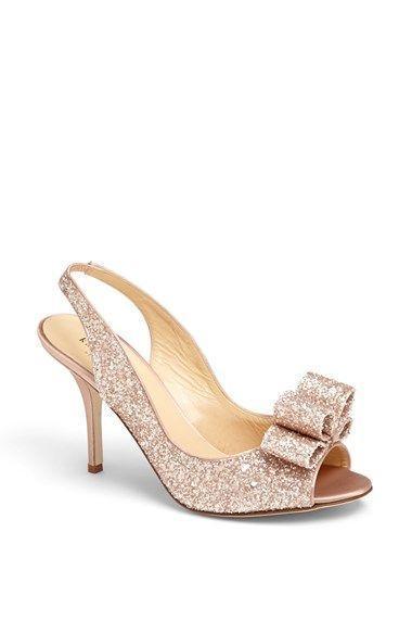 Свадьба - Kate Spade New York 'charm' Slingback Pump