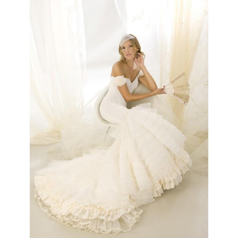 زفاف - Aurora Gavino det6 -  Designer Wedding Dresses