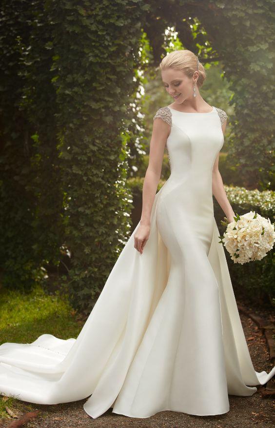 Wedding - Wedding Dress Inspiration - Martina Liana