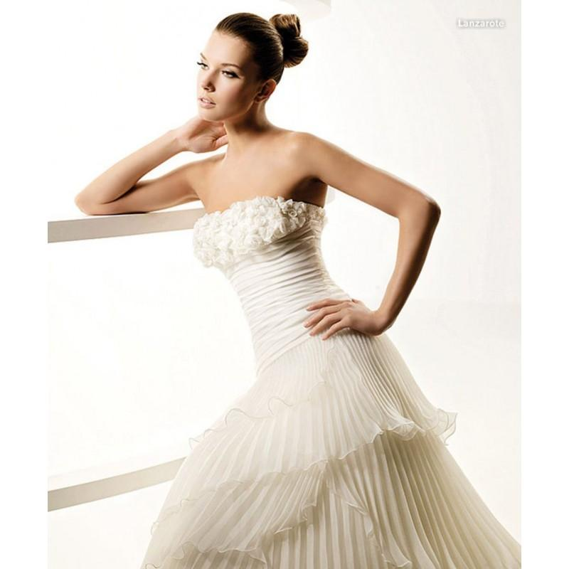 Свадьба - La Sposa Lanzarote Bridal Gown (2010) (LS10_LanzaroteBG) - Crazy Sale Formal Dresses