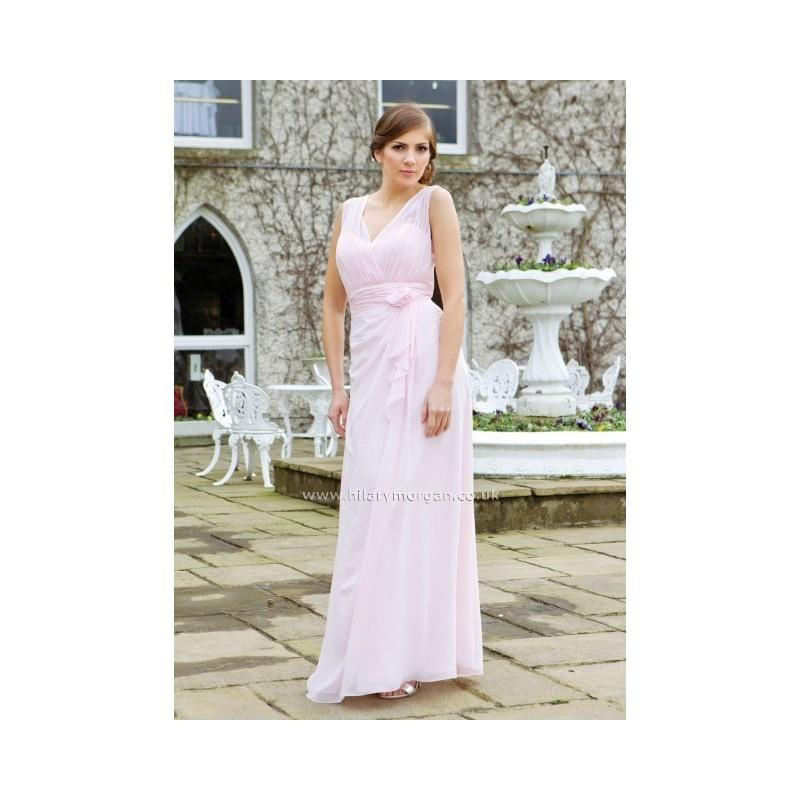 Свадьба - Hilary Morgan Bridesmaids Style 20706 -  Designer Wedding Dresses