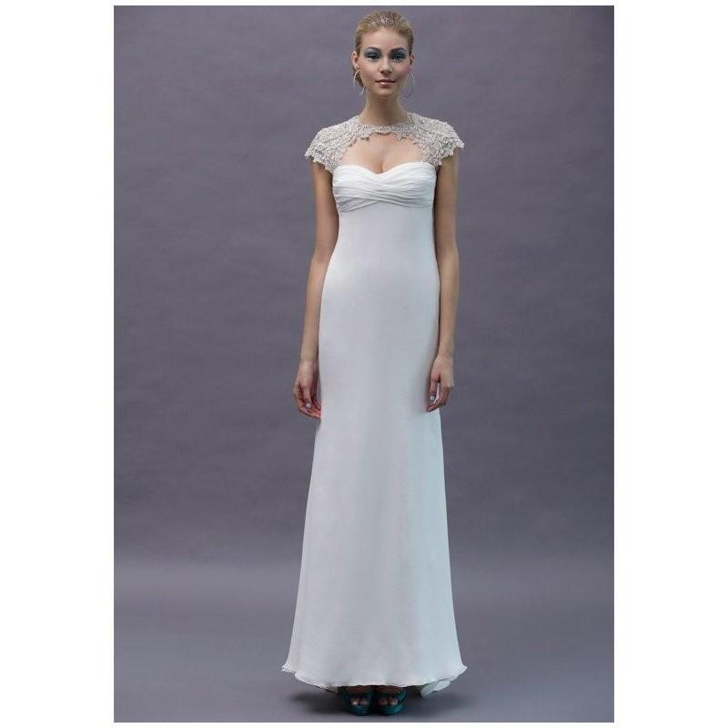 Mariage - Rivini by Rita Vinieris Crystal Wedding Dress - The Knot - Formal Bridesmaid Dresses 2017