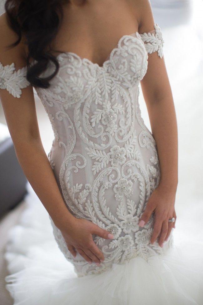 Wedding - Steven Khalil, Size 8 Wedding Dress