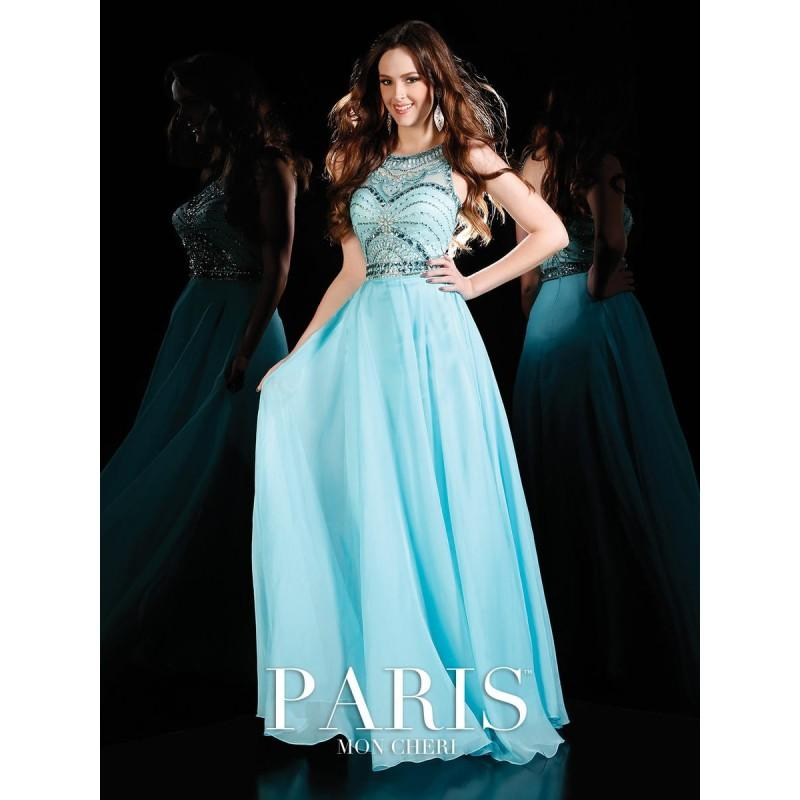 Mariage - Aqua Paris by Mon Cheri 116759 - Brand Wedding Store Online