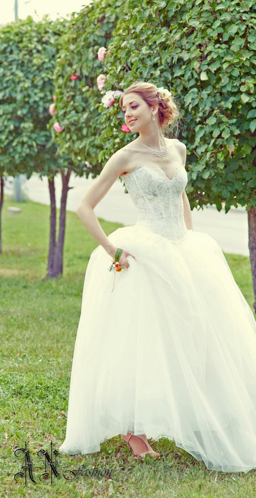 Princess wedding dress sweetheart bridal dress lace for Wedding dress free shipping
