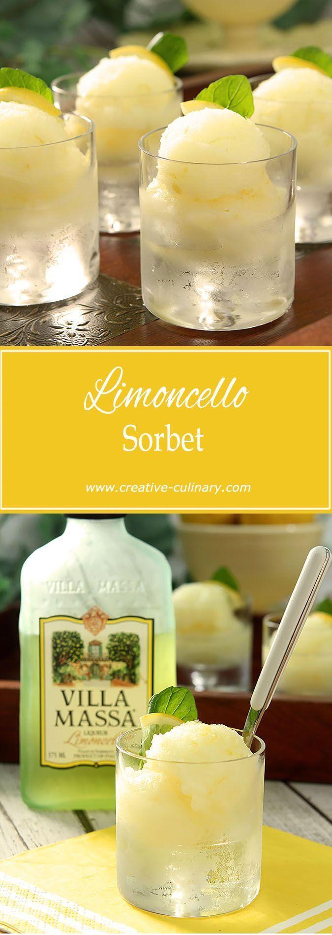 Wedding - Limoncello Sorbet
